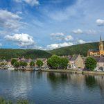 FUMAY - En bord de Meuse - © A. Leroy