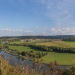 GIVET - Point de vue de Charlemont Citadelle de Givet - © A. Leroy