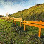 VIREUX-MOLHAIN - Réserve naturel nationale - Le mur des douaniers - © V. Spanneut