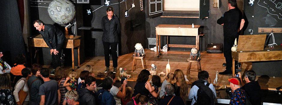 spectacle de marionnettes PNRA